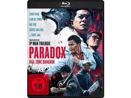 Paradox Kill Zone Bangkok