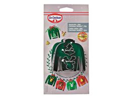 Dr Oetker Ausstechformen Set Ugly Christmas Sweater