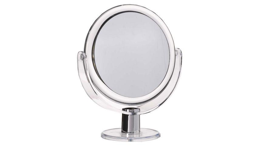 Stellspiegel 10x Vergroesserung Acryl