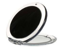 Taschenspiegel 7x Vergroesserung schwarz