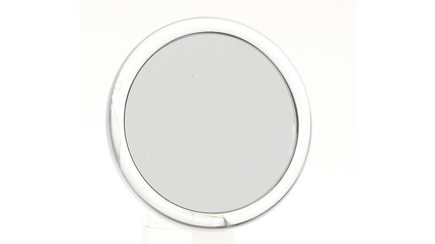 Saugnapf Spiegel 12x Vergroesserung Acryl