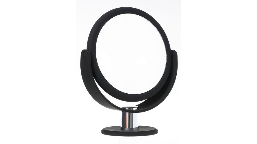 Stellspiegel 7x Vergroesserung schwarz