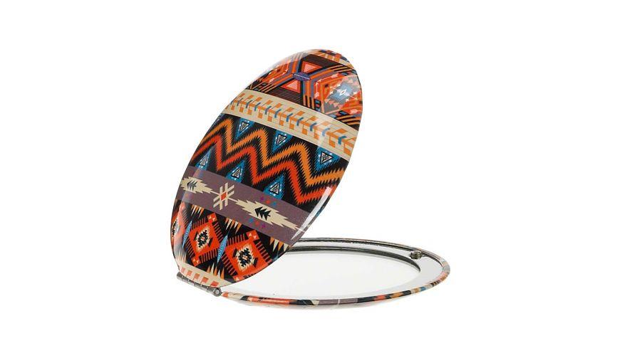 Taschenspiegel India Style rund sortiert