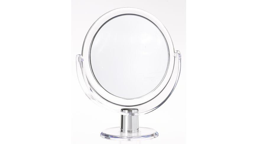 Stellspiegel 3x Vergroesserung Kunststoff transparent