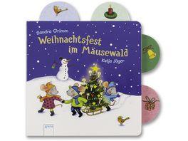 Weihnachtsfest im Maeusewald