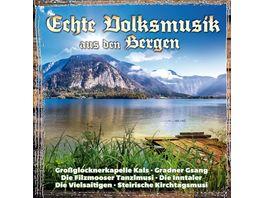 Echte Volksmusik aus den Bergen