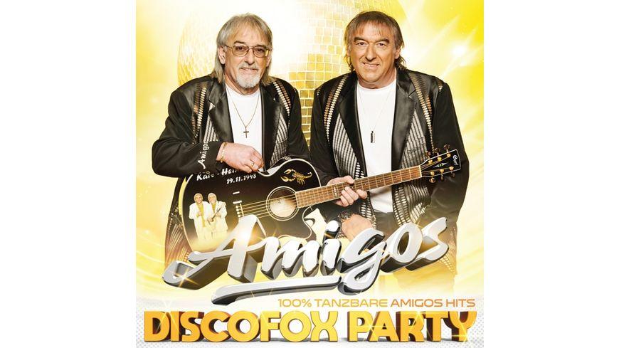 Discofox Party 100 tanzbare Amigos Hits