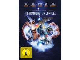 Creature Designers The Frankenstein Complex