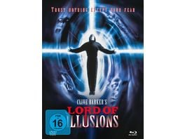 Lord of Illusions 2 Disc Limited Collector s Edition im Mediabook Blu ray DVD