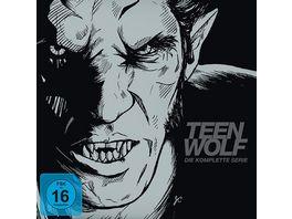 Teen Wolf Staffel 1 6 Komplettbox als Book Edition 25 BRs