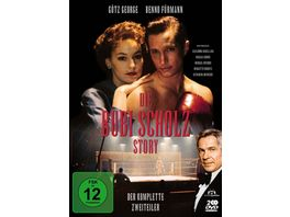 Die Bubi Scholz Story Der komplette Zweiteiler Fernsehjuwelen 2 DVDs