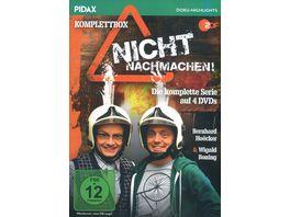 Nicht nachmachen Komplettbox Die komplette Dokutainment Serie mit Wigald Boning Bernhard Hoecker Pidax Doku Highlights 4 DVDs