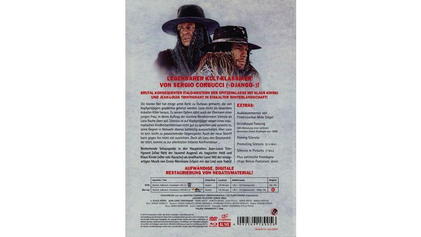 Leichen pflastern seinen Weg Special Edition Mediabook DVD