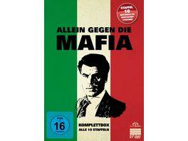 Allein gegen die Mafia Komplettbox Alle 10 Staffeln Fernsehjuwelen 27 DVDs