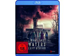 What the Waters Left Behind Blu ray