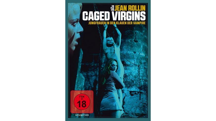 Caged Virgins Jungfrauen in den Klauen der Vampire uncut