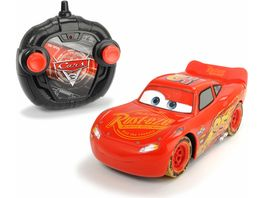 Dickie Disney Cars RC Beach Lightning McQueen