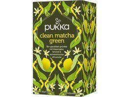 pukka Bio Tee Clean Matcha Green