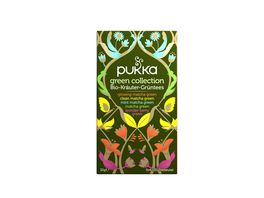 pukka Bio Kraeuter Gruentees Green Collection