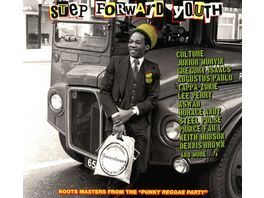 Step Forward Youth 2CD