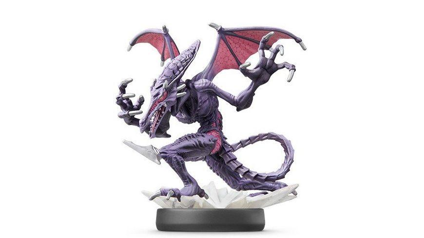 amiibo Figur Super Smash Bros Collection Ridley