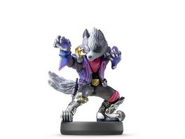 amiibo Figur Super Smash Bros Collection Wolf