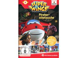 Super Wings 8 Piratenschatzsuche