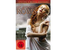 Sklavinnen Roms 2 DVDs
