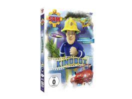 Feuerwehrmann Sam Die KinoBox Helden im Sturm Achtung Ausserirdische 2 DVDs