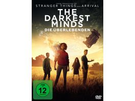 The Darkest Minds Die Ueberlebenden