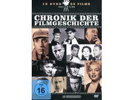 Chronik der Filmgeschichte 12 DVDs