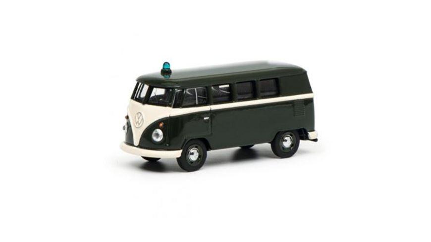 Schuco Edition 1 64 VW T1 Bus Polizei 1 64