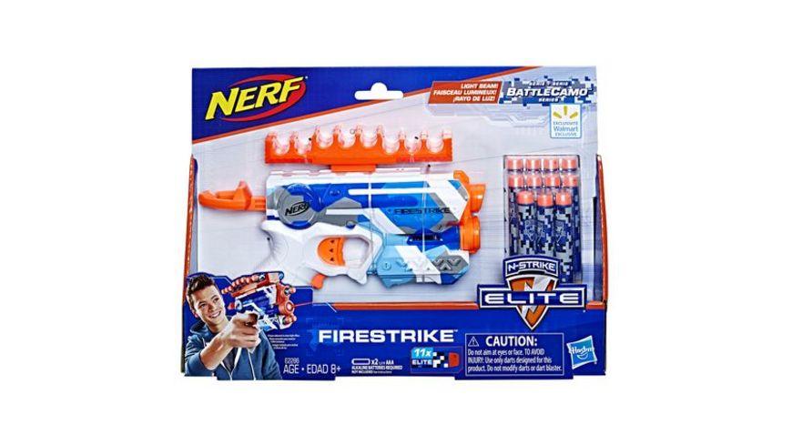Hasbro Nerf N Strike Elite Battlecamo Series Firestrike