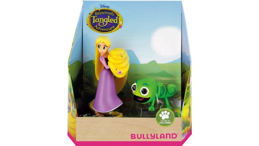 BULLYLAND Rapunzel stehend Geschenk Set 2 teilig