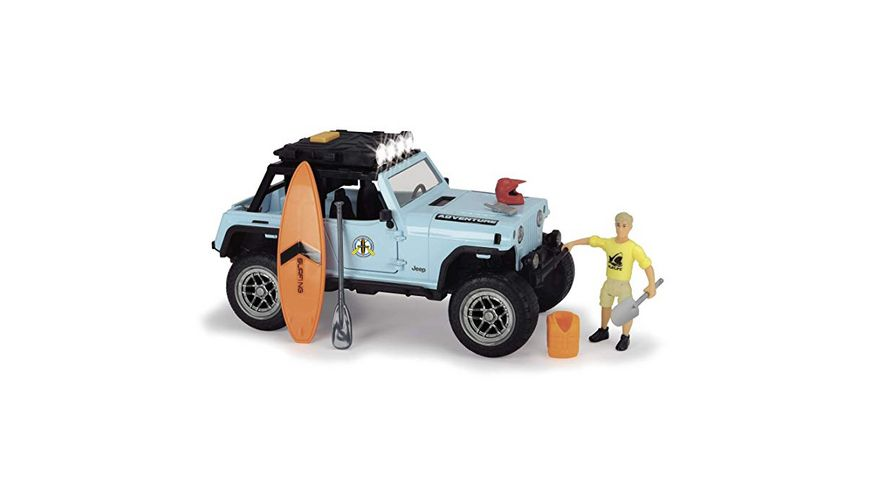 Dickie Toys Playlife Surfer Set