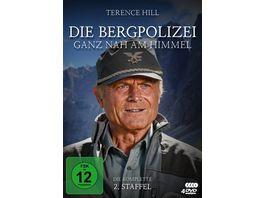 Die Bergpolizei Ganz nah am Himmel Die komplette 2 Staffel 4 DVDs Fernsehjuwelen