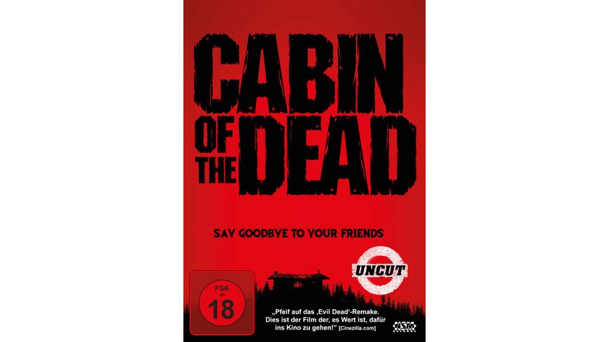 Cabin of the Dead Wither uncut