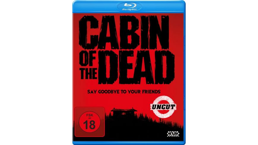 Cabin of the Dead Wither Blu ray Uncut