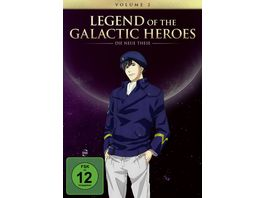 Legend of the Galactic Heroes Die Neue These Vol 2