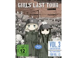 Girls Last Tour Vol 3