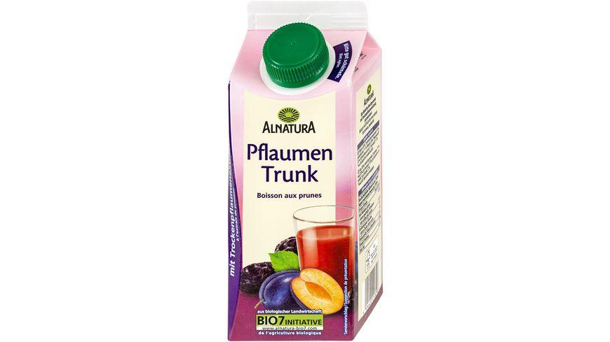Alnatura Pflaumentrunk, 0,75l