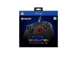 NACON PS4 Revolution Pro Controller 2 Offiziell lizenzenziert PC kompatibel