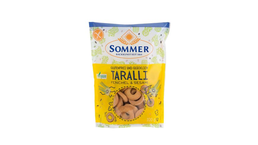 SOMMER Taralli glutenfrei