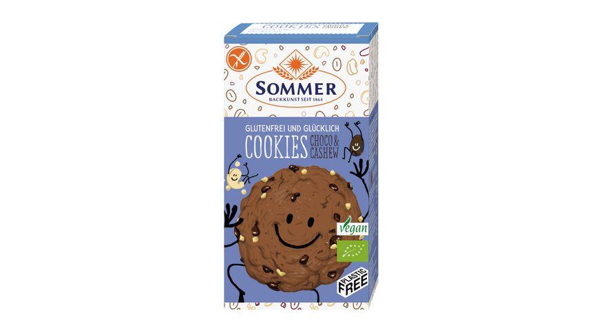 SOMMER Cookie glutenfrei Choco