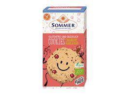 SOMMER Cookie glutenfrei Cranberry