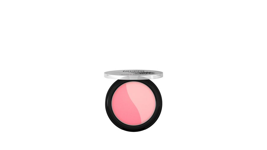 lavera So Fresh Mineral Rouge Powder Columbine Pink 07
