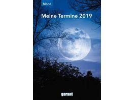 Terminkalender Mond 2019