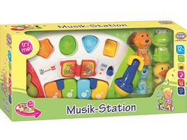 Mueller Toy Place MUSIK STATION