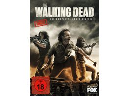 The Walking Dead Die komplette achte Staffel Uncut 6 DVDs