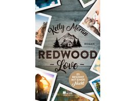 Redwood Love II Es beginnt mit einer Nacht